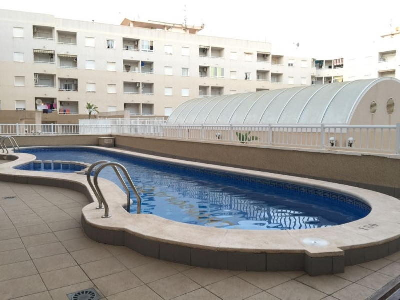 For rent  in Torrevieja centro